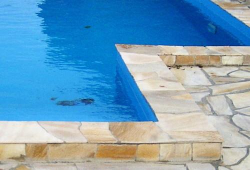Steinarbeiten vogel garten und landschaftsbau - Pool quadratisch ...