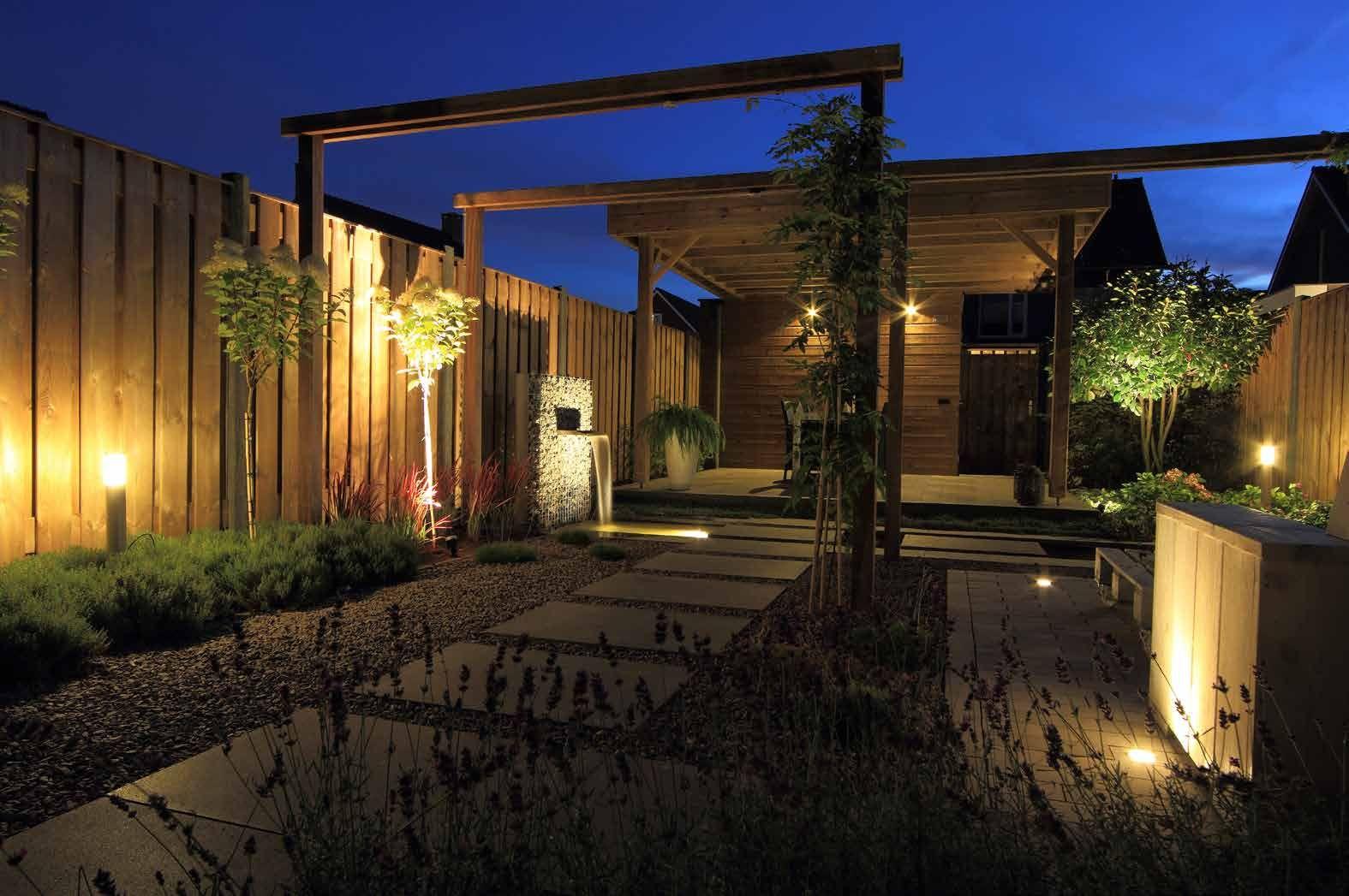 Beleuchtungsideen Vogel Garten Und Landschaftsbau